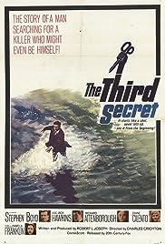 The Third Secret(1964) Poster - Movie Forum, Cast, Reviews