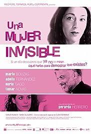 Una mujer invisible Poster