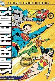 Super Friends Poster - TV Show Forum, Cast, Reviews