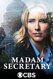 Madam Secretary Poster - TV Show Forum, Cast, Reviews