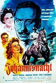 Johannisnacht Poster