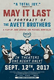 May It Last: A Portrait of the Avett Brothers Poster