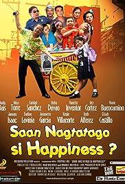 Saan nagtatago si happiness? Poster