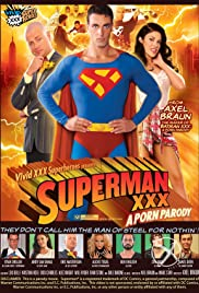 Superman XXX: A Porn Parody Poster