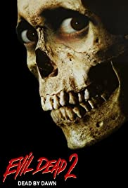 Evil Dead 2 Poster - Movie Forum, Cast, Reviews