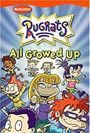 The Rugrats: All Growed Up (2001) Poster - Movie Forum, Cast, Reviews