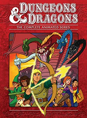 Poster Dungeons & Dragons