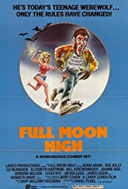 Full Moon High(1981) Poster - Movie Forum, Cast, Reviews