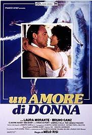 Un amore di donna Poster