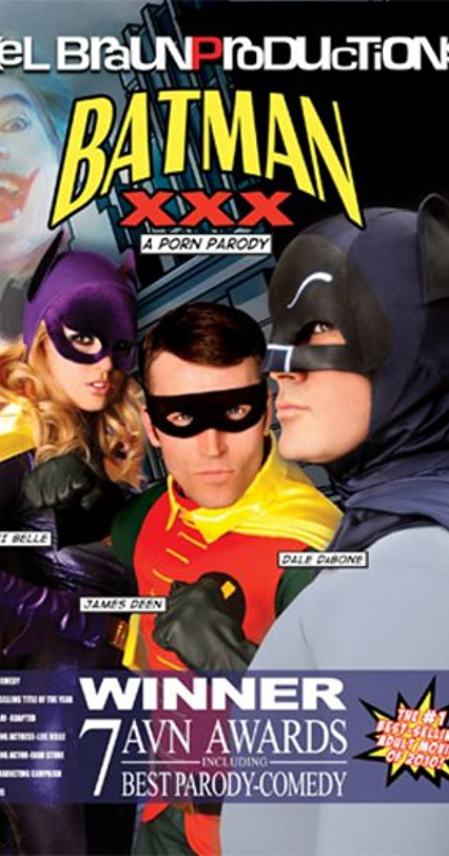 Batman Xxx A Porn Parody Video 2010 - Imdb-8798