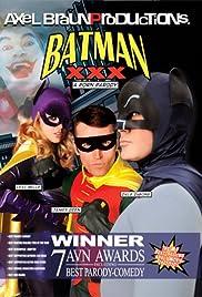 Batman XXX: A Porn Parody Poster