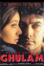 Ghulam(1998) Poster - Movie Forum, Cast, Reviews