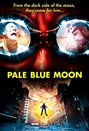 Pale Blue Moon Poster