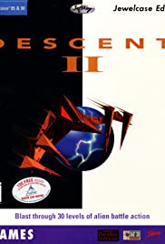 Descent 2 Poster