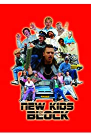 New Kids on the Block Poster