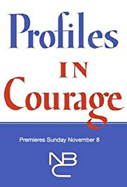 Profiles in Courage Poster