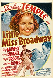 Little Miss Broadway (1938) Poster - Movie Forum, Cast, Reviews