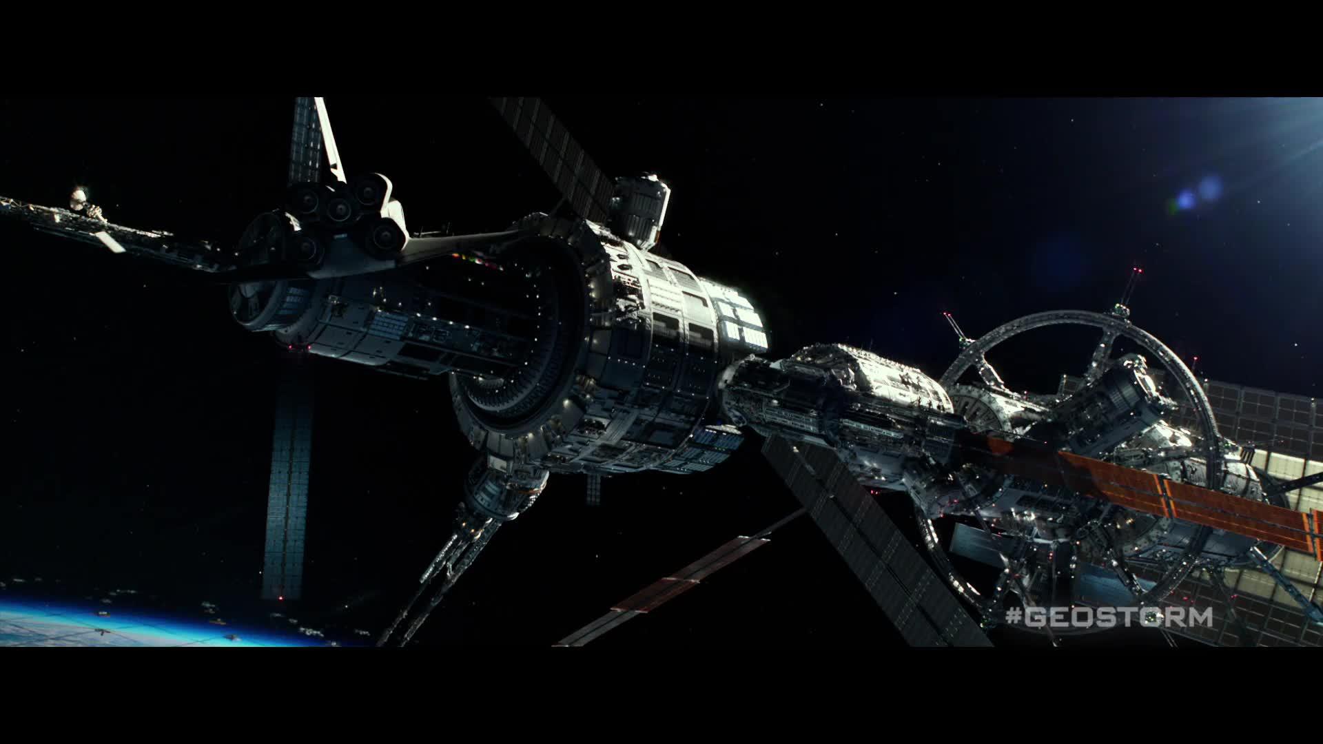 Uzaydan Gelen Firtina (2017)