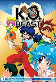 Beast Warriors Poster