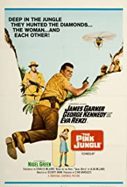 The Pink Jungle(1968) Poster - Movie Forum, Cast, Reviews