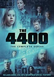 The 4400 - Season 4 poster