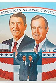 1984 Republican National Convention Poster