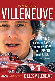 Formule Villeneuve Poster