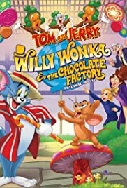 Tom and Jerry: Willy Wonka y la fabrica de chocolate | 1Link Mega