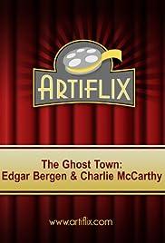 Edgar Bergen with Charlie McCarthy Poster