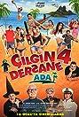 Çilgin Dersane 4: Ada (2015) Poster