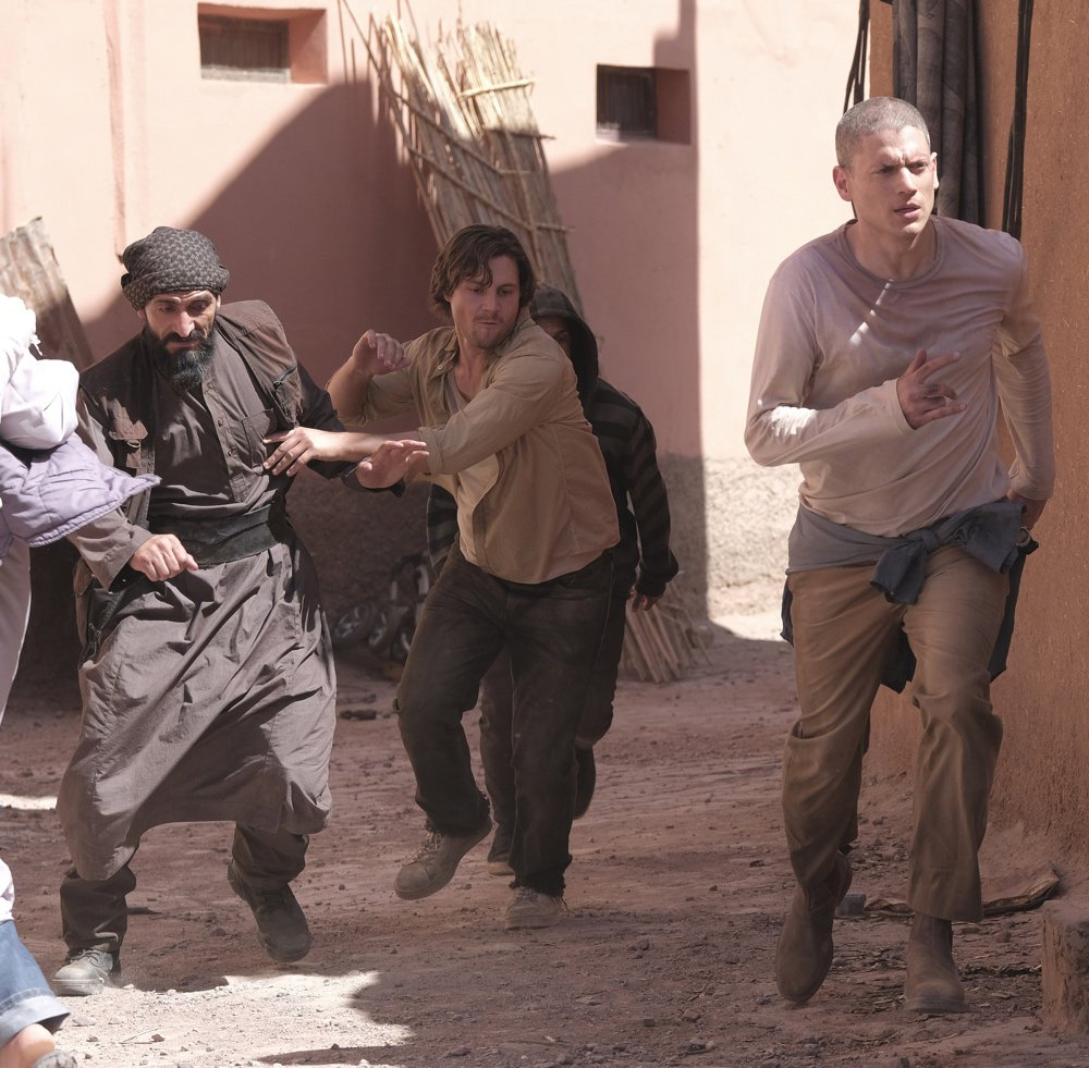 Review Prison Break S05E04 Dilemma - Sorpresas casi al inicio del episodio