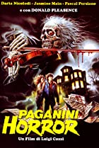 Image of Paganini Horror