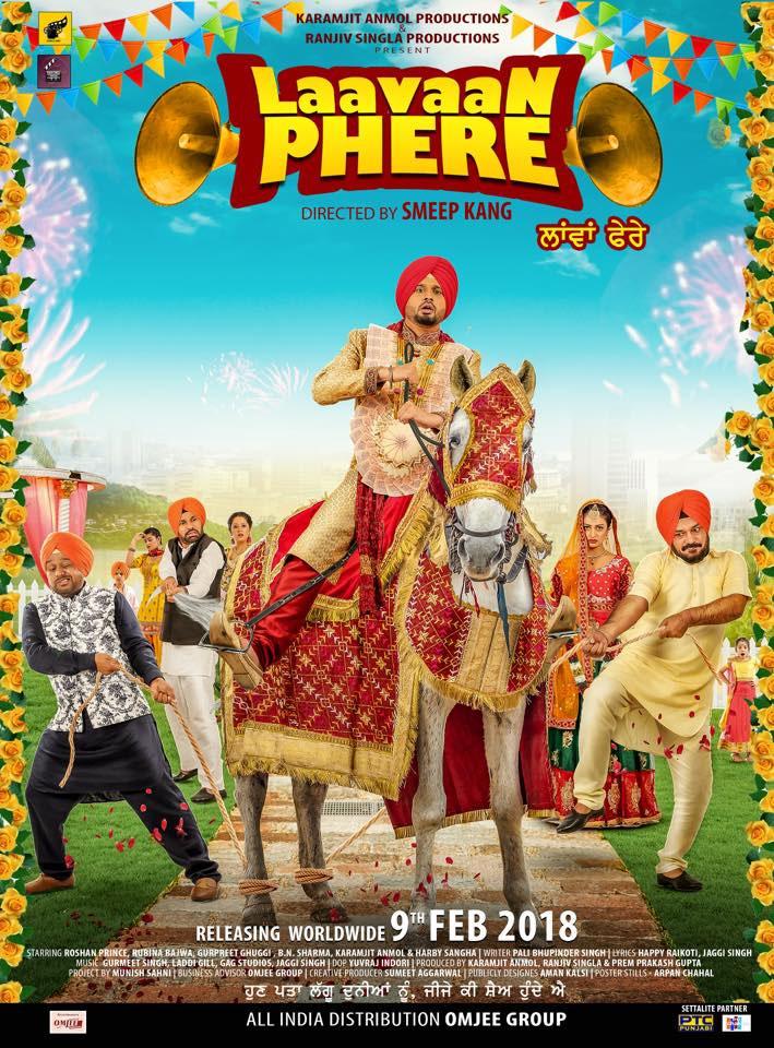 Laavaan Phere Movie Poster