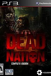 Dead Nation Poster