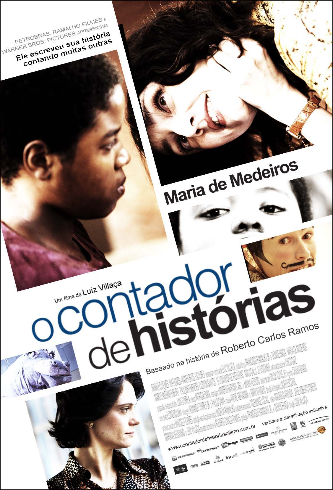 Image O Contador de Histórias Watch Full Movie Free Online