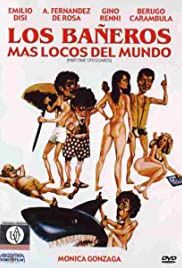 Los bañeros más locos del mundo (1987) Poster - Movie Forum, Cast, Reviews