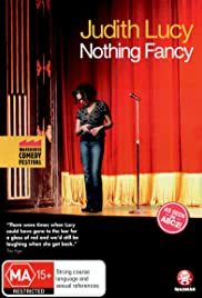 Judith Lucy: Nothing Fancy Poster