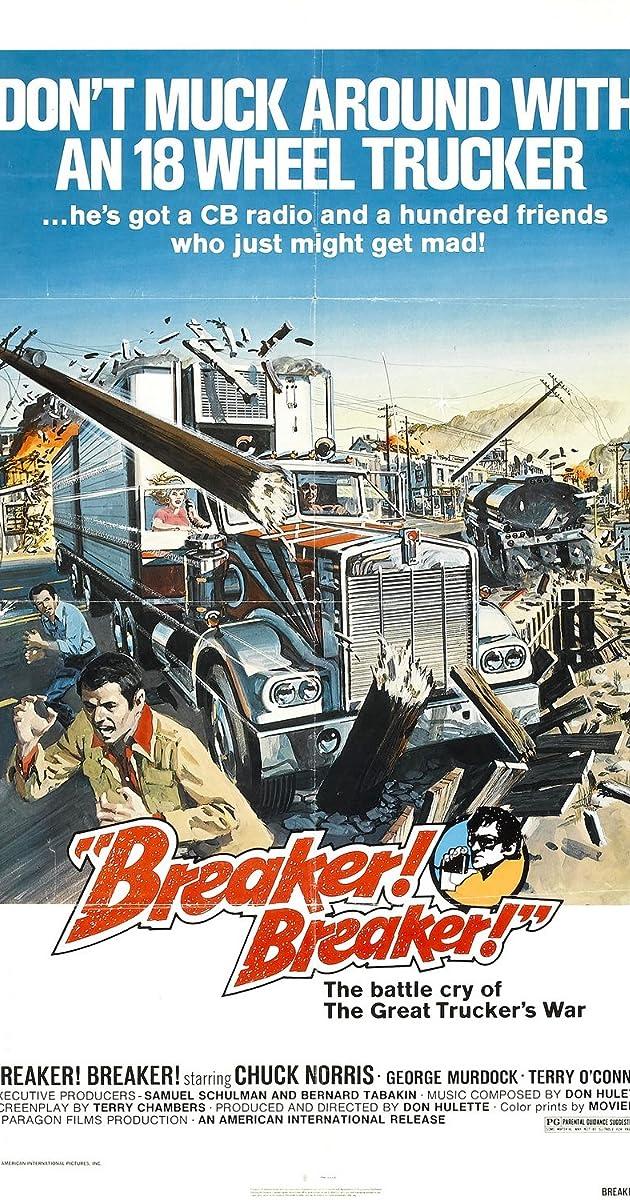 Nesutramdomas / Breaker! Breaker! (1977) online