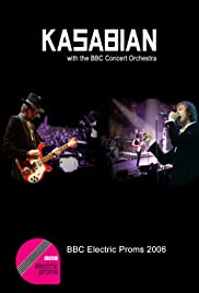 BBC Electric Proms Poster