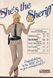 She's the Sheriff Poster - TV Show Forum, Cast, Reviews