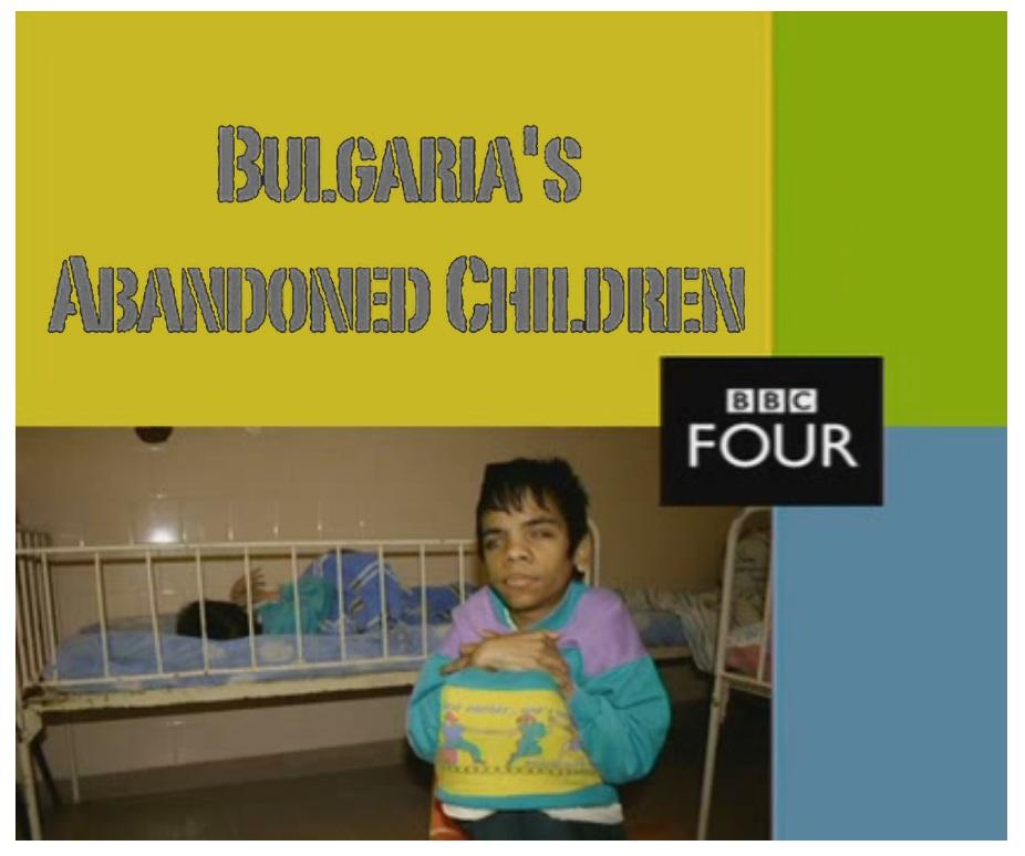 image Bulgaria's Abandoned Children (2007) (TV) Watch Full Movie Free Online
