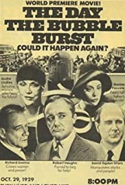 The Day the Bubble Burst Poster