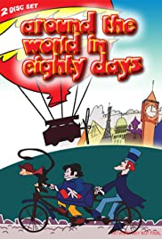Around the World in Eighty Days Poster