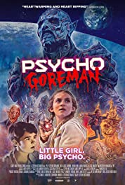 PG (Psycho Goreman) poster
