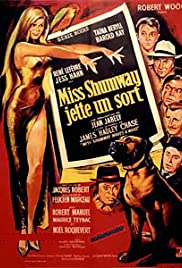 Miss Shumway Goes West Poster