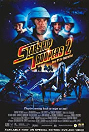 Starship Troopers 2: Hero of the Federation (2004) Poster - Movie Forum, Cast, Reviews