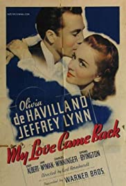 My Love Came Back (1940) Poster - Movie Forum, Cast, Reviews