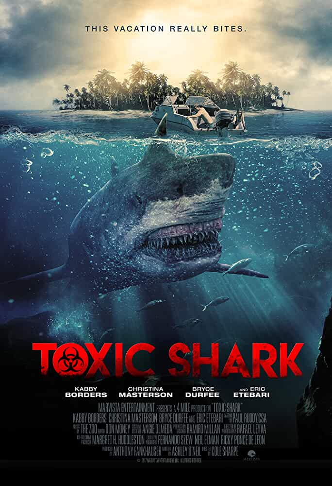Toxic Shark 2017 English 720p HDRip full movie watch online free download at movies365.lol