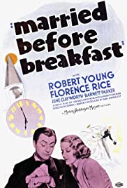 Married Before Breakfast Poster