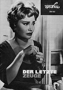 ✏️ Watch free movies The Last Witness [Mkv] West Germany